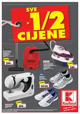 Kaufland katalog Sve pola cijene