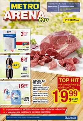 Metro katalog prehrana Osijek