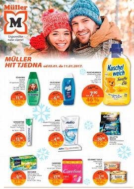Muller katalog Hit tjedna