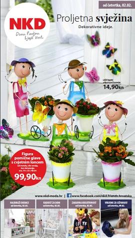 NKD katalog Proljetna svježina