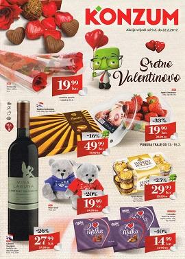 Konzum katalog Valentinovo