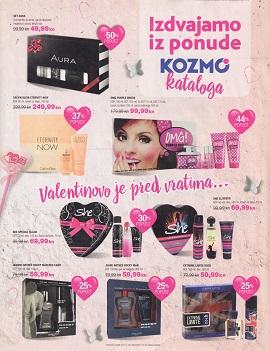 Kozmo katalog Valentinovo