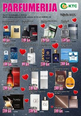 KTC katalog Parfumerija