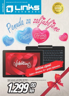 Links katalog Valentinovo
