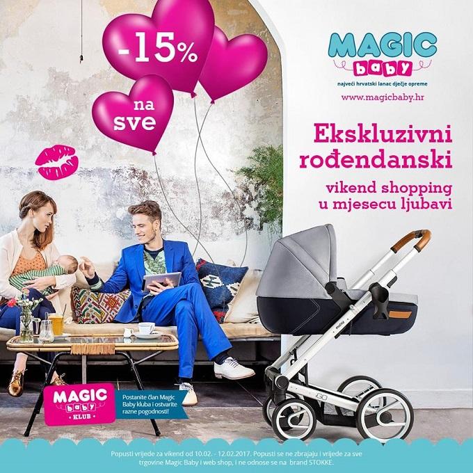 Magic baby vikend popusti