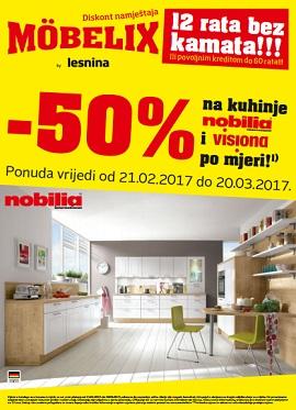 Mobelix katalog kuhinje 50% popust
