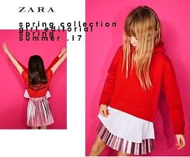 Zara katalog kids