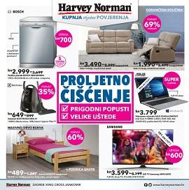 Harvey Norman katalog Proljetno čišćenje