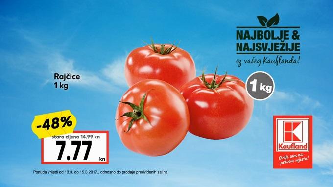 Kaufland akcija rajčica
