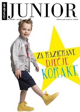 Mass katalog dječja obuća