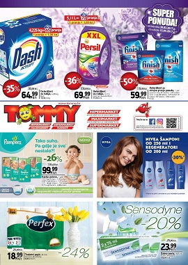 Tommy katalog higijena