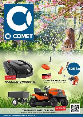Comet katalog proljeće