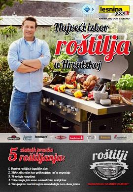 Lesnina katalog Najveći izbor roštilja