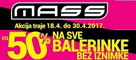 Mass katalog balerinke