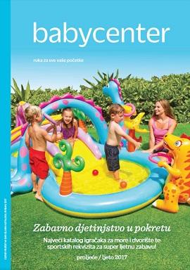 Baby Center katalog Proljeće ljeto