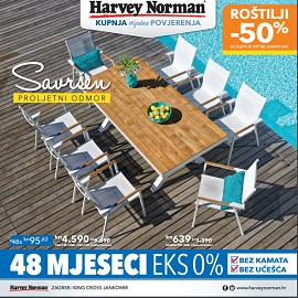 Harvey Norman katalog Proljetni odmor