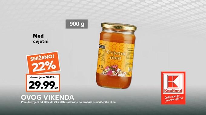 Kaufland vikend akcija med
