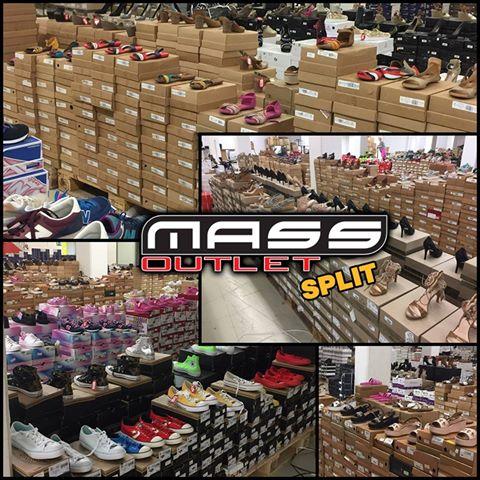 Mass rasprodaja Outlet Split