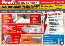 Profi Baucentar katalog Đakovo