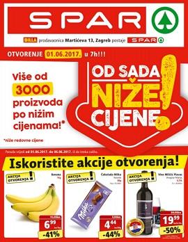 Spar katalog Martićeva