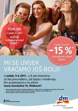 dm katalog Metković