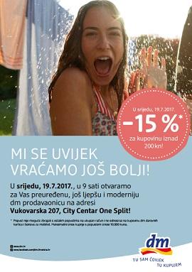 DM katalog Split City Center one