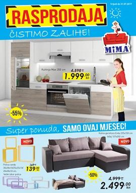 Mima katalog Rasprodaja