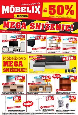 Mobelix katalog Mega sniženje