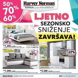 Harvey Nrman katalog Ljetno sniženje završava