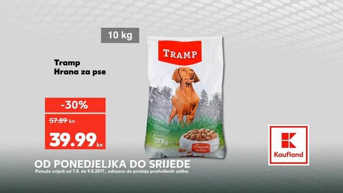 Kaufland akcija hrana za pse