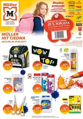 Muller katalog Papirnica