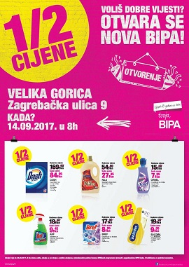 Bipa katalog Velika Gorica