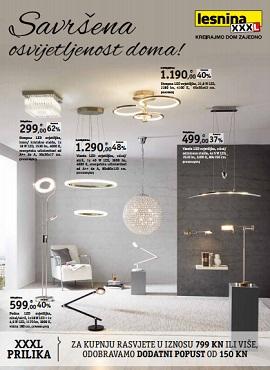 Lesnina katalog Osvjetljenost doma