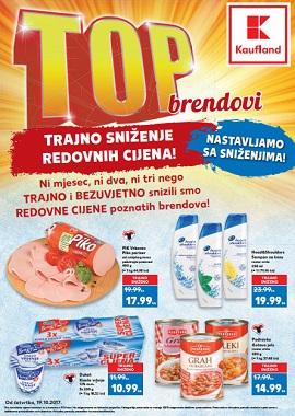 Kaufland katalog top brendovi
