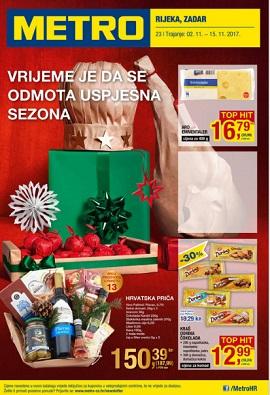 Metro katalog Rijeka Zadar