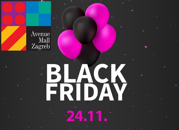 Avenue Mall Black Friday