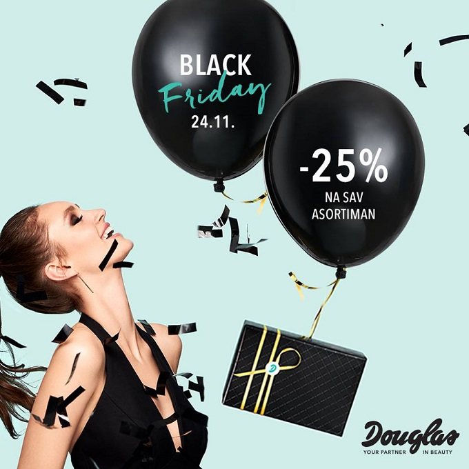 Douglas Black Friday