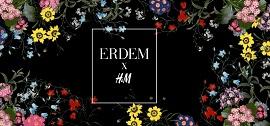H&M katalog ERDEM x