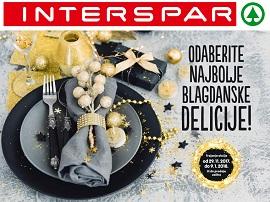Interspar katalog Delicije