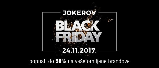 Joker Black Friday