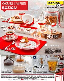 Lesnina katalog Okusi i mirisi Božića