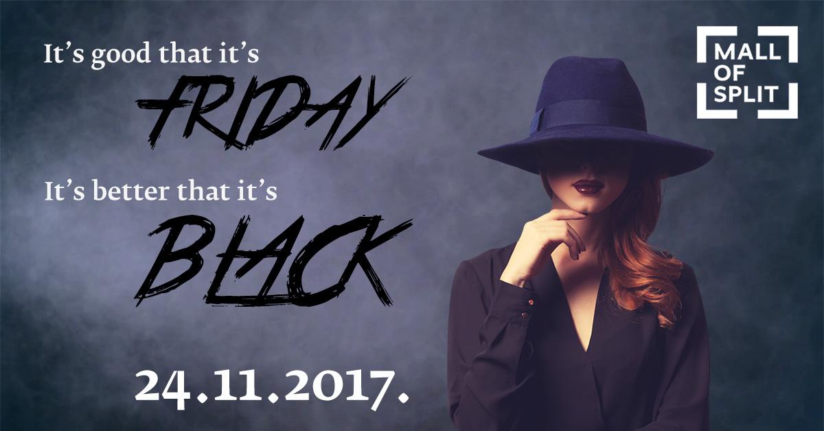 Mall of Split Black Friday