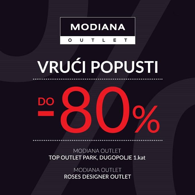 Modiana outlet  Black Friday