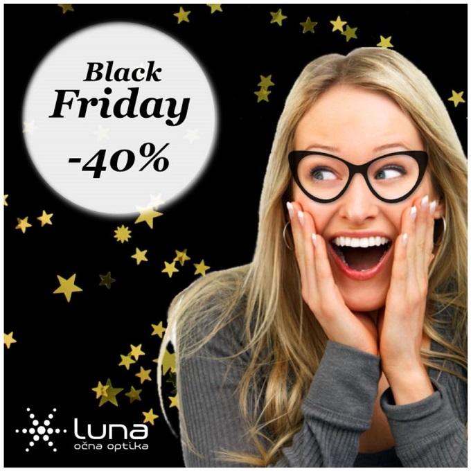 Optika Luna Black Friday
