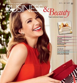 Oriflame katalog Business & Beauty