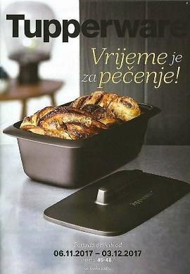 Tupperware katalog Vrijeme je za pečenje