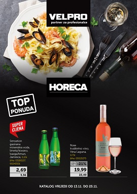 Velpro katalog Horeca