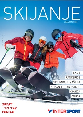 Intersport katalog Skijanje