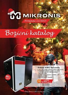Mikronis katalog prosinac