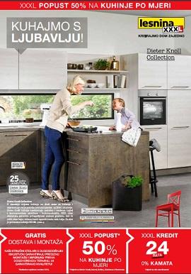 Lesnina katalog Kuhajmo s ljubavlju